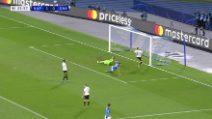 Champions, Napoli-Genk 4-0: gol e highlights