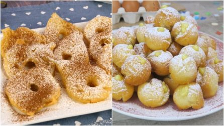 7 recipes to make the most delicious soft sweet fritters!