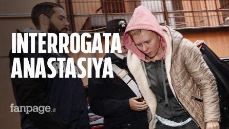 "Omicidio Sacchi, Anastasiya risponde alle domande: ""Io e Luca estranei allo scambio di droga"""