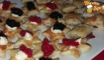 Christmas appetizers: 2 tasty and quick dinner ideas