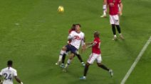 Premier League, Manchester United-Tottenham 2-1: gol e highlights