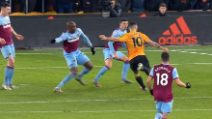 Premier, Wolverhampton-West Ham 2-0: highlights e gol di Cutrone