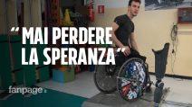 """Emanuele Lambertini, stella della scherma paralimpica: """"Non ho una gamba: per questo sono prezioso"""""""