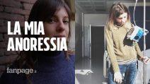 """""""Non volevo più mangiare"""", Alba racconta sui social la sua battaglia contro l'anoressia"""