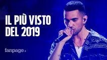 """""""Soldi"""" di Mahmood è il video musicale più visto di YouTube in Italia nel 2019: la classifica"""