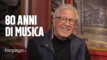 """Peppino Di Capri, 80 anni di inediti: """"Ho sempre fatto cose innovative, non smetto certo adesso"""""""