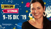 L'oroscopo settimanale di Ginny dal 9 al 15 dicembre 2019
