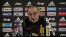 """Sarri: """"Lazio tra le top d'Europa nei passaggi filtranti"""""""