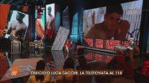 Caso Luca Sacchi, Quarto Grado diffonde l'audio della prima la chiamata al 118