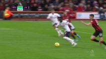 Premier League: Bournemouth-Liverpool 0-3, gol e highlights