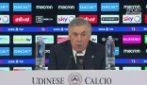"""Napoli, Carlo Ancelotti: """"Nessuna spaccatura, serve la scintilla"""""""