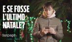 Il miglior regalo da fare a Natale - esperimento sulla dipendenza da smartphone
