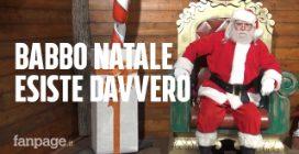 """Babbo Natale esiste e vive in Toscana: """"Ho un tumore, ma grazie ai bimbi non ci penso"""""""
