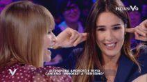 Alessandra Amoroso e Silvia Toffanin cantano 'Immobile'