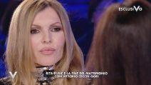 Rita Rusic racconta il matrimonio e la crisi con Vittorio Cecchi Gori