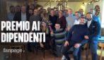 Gela, l'azienda che premia i suoi dipendenti per Natale con 6700 euro a testa