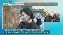 """Cellino San Marco piange la mamma di Al Bano: """"Una donna semplice, una brava persona"""""""