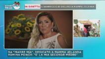 """Romina Power: """"Ho avuto due mamme, mia madre e Jolanda"""""""