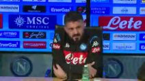 """Napoli, ecco Gattuso: """"Vengo dal mare, devo essere bravo a non annegare"""""""