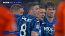Champions, la gol collection del gruppo C dell'Atalanta