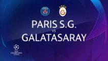 Champions, PSG-Galatasaray 5-0: gol e highlights