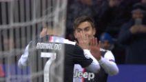 Champions, Bayer Leverkusen-Juventus 0-2: gol e highlights