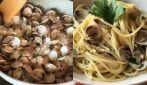 Spaghetti with clams: a delicious and easy first dish