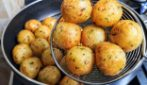 Potato balls: the delicious and quick recipe