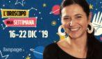 L'oroscopo settimanale di Ginny dal 16 al 22 dicembre 2019