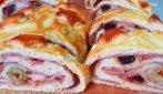 Rotolo rustico e farcito: la ricetta semplice da gustare con i tuoi ospiti