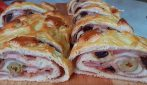 Stuffed crispy roll: the easy recipe to enjoy your lunch
