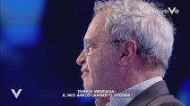 """Enrico Mentana e l'amicizia con Lamberto Sposini: """"Un pensiero che c'è sempre"""""""