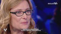 Nicoletta Mantovani e la gravidanza difficile