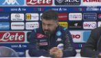 """Napoli, Gattuso: """"La squadra deve liberarsi"""""""