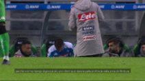 Napoli, Fabian Ruiz nervoso: Bergomi lo interpreta così
