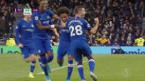 Premier League, Tottenham-Chelsea 0-2: gol e highlights
