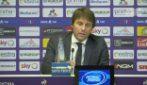 """Inter, Conte: """"Minacce di morte e poi si chiede rispetto"""""""