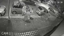 Omicidio Sacchi, in un video gli istanti prima e dopo l'assassinio di Luca