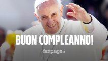 Papa Francesco compie 83 anni: il Vaticano in festa per il compleanno del Santo Padre