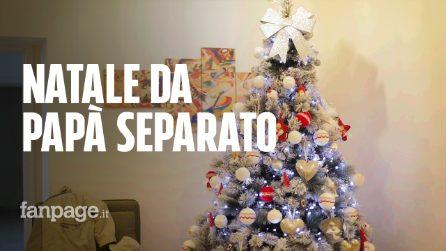 """Il Natale dei papà poveri e separati: """"Quando non si riunisce la famiglia è la cosa peggiore del mondo"""""""