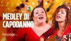 """""""Disco Samba"""", il medley di Capodanno cantato in tre minuti"""
