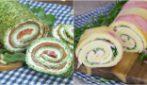 4 ricette per dei rotoli colorati e pieni di sapore!