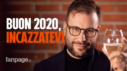 Buoni propositi per il 2020? Incazzatevi