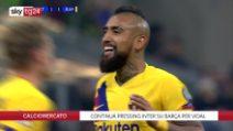 Calciomercato: Juve è Kulusevski. Inter su Vidal, Napoli-Lobotka