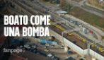 """Incidente sulla metro a Napoli. """"Abbiamo sentito un boato, pensavamo fosse una bomba"""""""