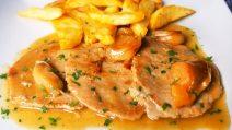 Scaloppine aglio e vino: al ricetta del secondo piatto delizioso