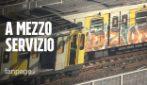 """Napoli, dopo l'incidente la metro riprende ma a metà. Gli utenti: """"Abbiamo un po' paura. Ma è sicura?"""""""