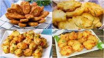 4 delicious fritter recipes for a quick and tasty meal!
