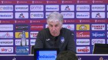 """Fiorentina-Atalanta, Gasp furioso: """"Insulti inaccettabili"""""""