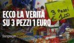 """Calza della Befana, la verità sull'offerta """"3 pezzi 1 euro"""""""